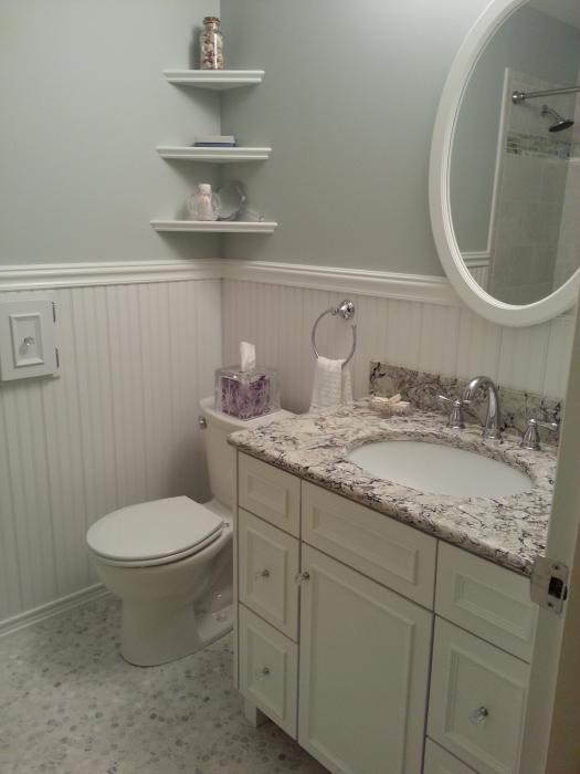 Wesson Builders Project Image - French Country Bathroom
