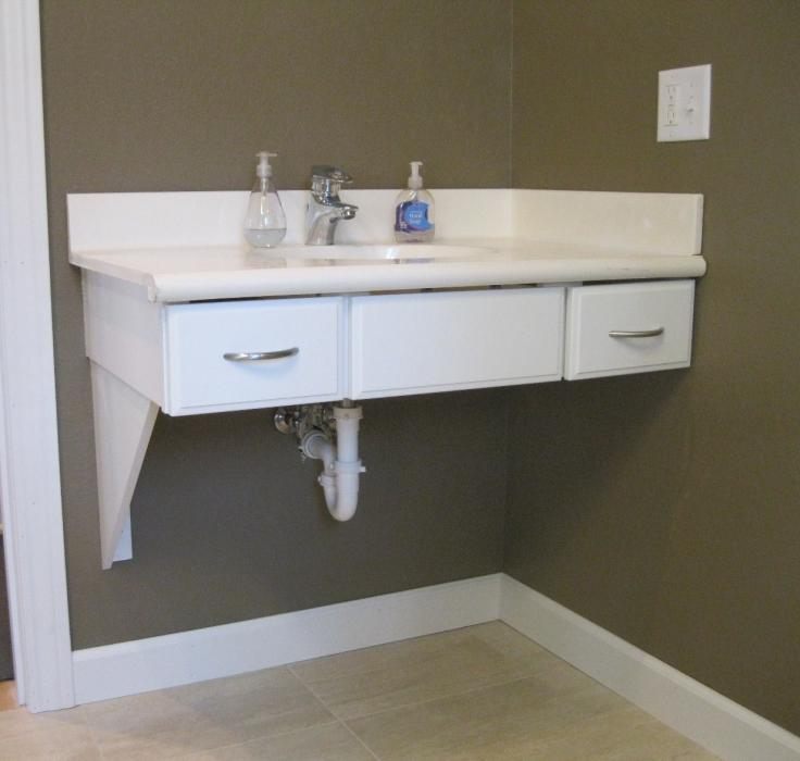 Wesson Builders Project Image - Zero Barrier Shower