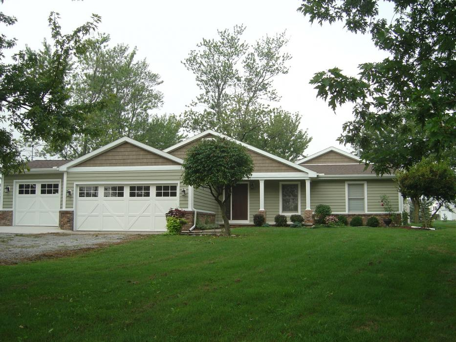 Wesson Builders Project Image - Garage Addition and Transformation