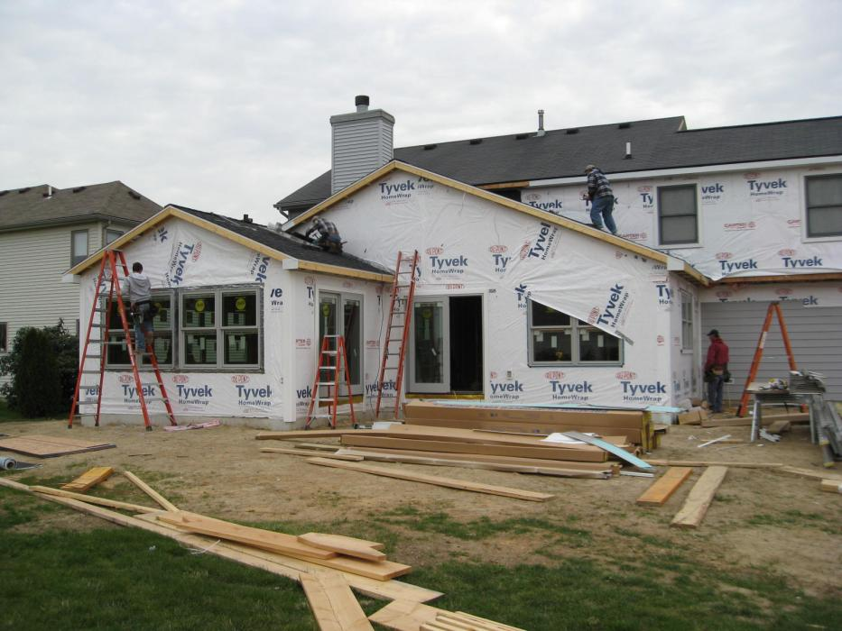 Wesson Builders Project Image - In Process
