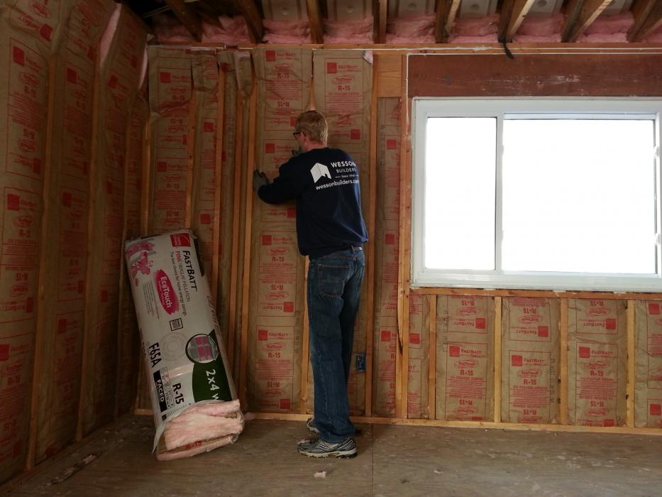 Wesson Builders Project Image - Energy Efficiency