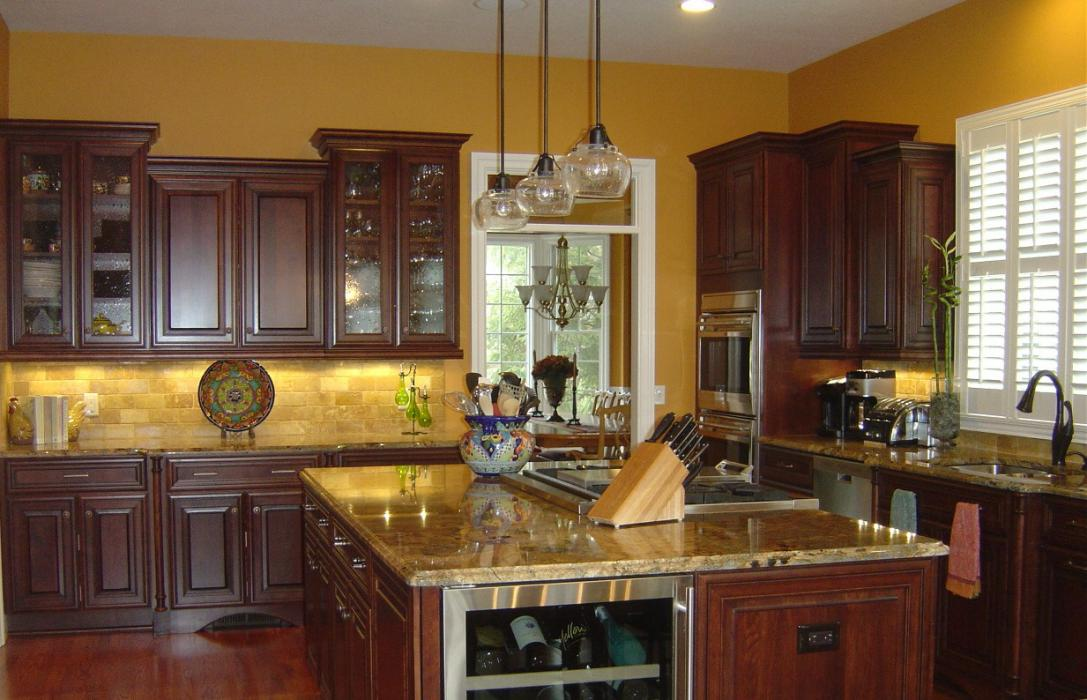 Wesson Builders Project Image -  Gourmet Elegance Kitchen